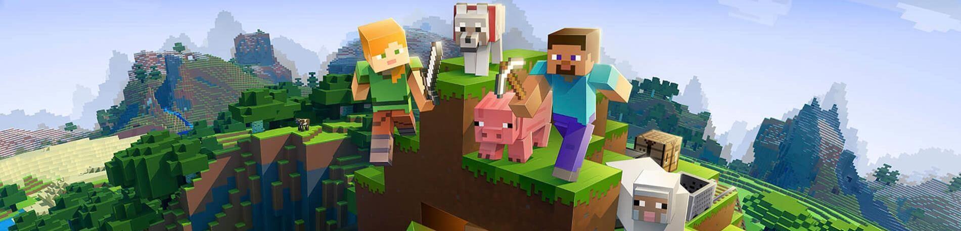 Майнкрафт Онлайн — Mainkraft.Online — Minecraft