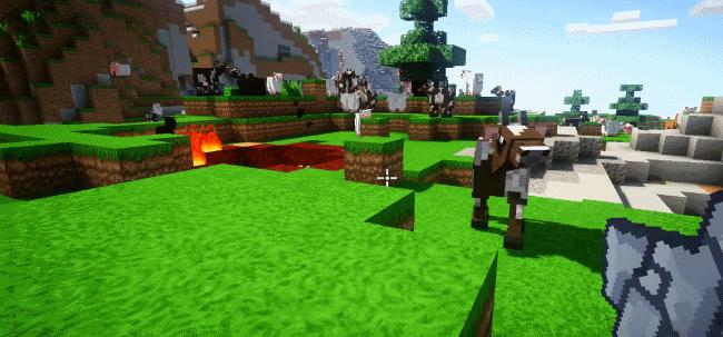 Онлайн Игра Minecraft