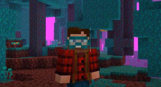 Minecraft PE 1.16 биомы