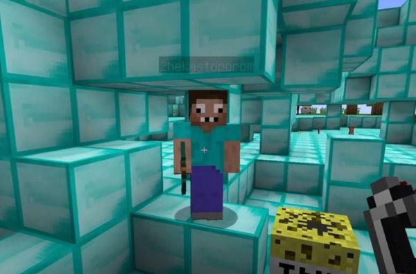 Minecraft с другом